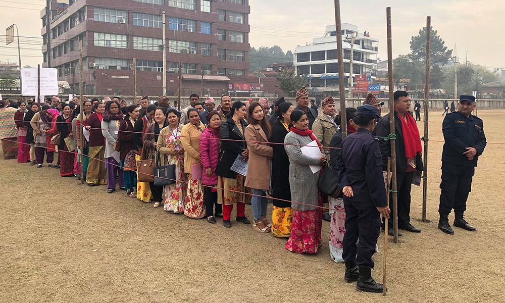 Nepal National Assembly Elections Conclude in Six Provinces
