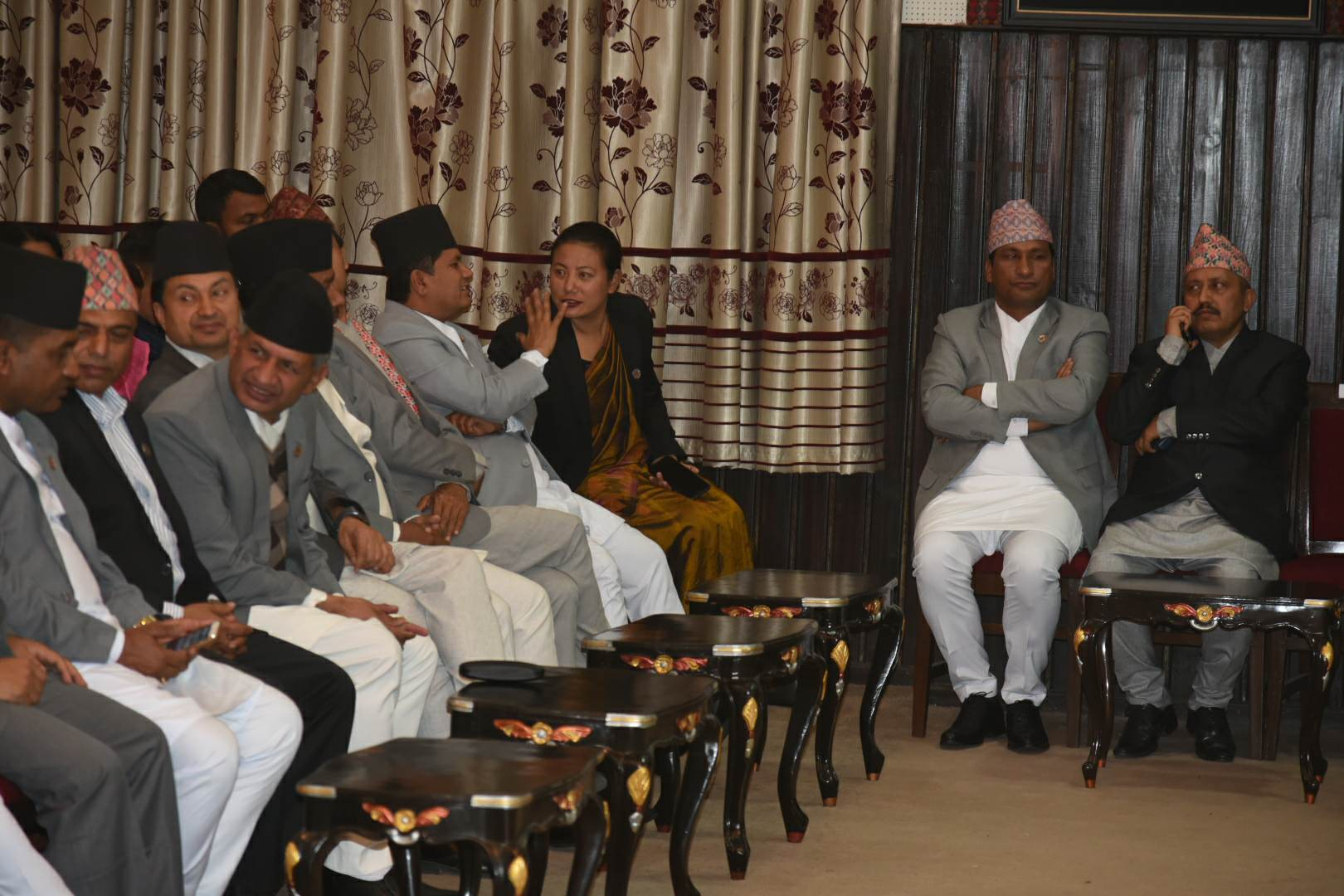 Nepali PM expands cabinet by inducting 11 new ministers